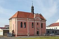 Kostel svatého Ducha v Chomutově