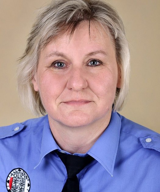 Marta Bendová strávila ve funkci ředitelky jirkovských strážníků deset let