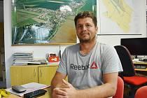 Starosta Droužkovic Zdeněk Národa.