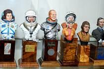 V Kadani bude výstava figurek a bust.
