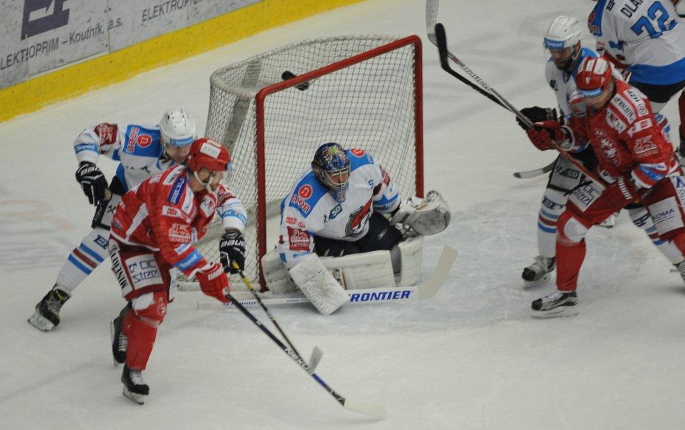 Chomutov - Třinec, 6. zápas.