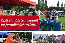 Severočeské farmářské trhy v Chomutově fungují on – line.
