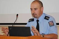 Martin Řehůřek pracuje u policie už pětadvacet let