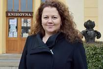 Andrea Löblová, nová ředitelka Střediska knihovnických a kulturních služeb Chomutov