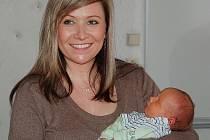 Malý Samuel je 25 000. miminko narozené v kadaňské nemocnici. Narodil se 29. ledna v 8.42 a po narození vážil 2,98 kg a měřil 47 cm.