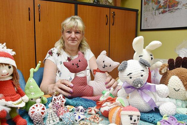 Marie Svatošová a její tvorba, která dělá radost hlavně dětem. Ale nejen jim.