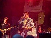 Multižánrový festival Otevřeno v Chomutově.