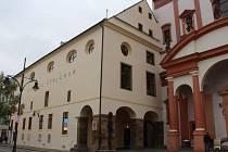 Galerie Špejchar na náměstí 1. máje v Chomutově