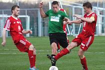 FC Chomutov - Union 2013 1:0 PK.