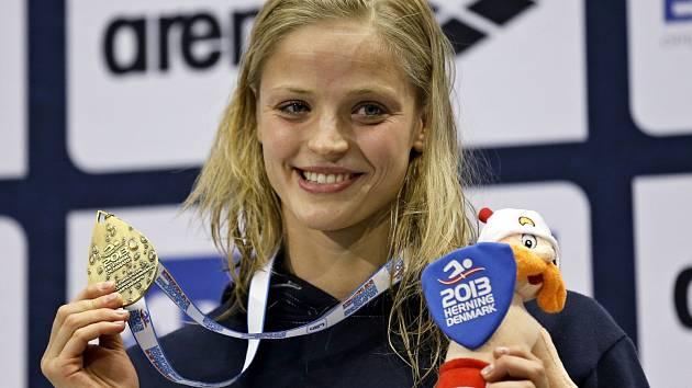 Simona Baumrtová.