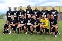 Do Strupčic na oslavy fotbalu přijede sehrát exhibiční utkání s místní starou gardou Sigi Team.