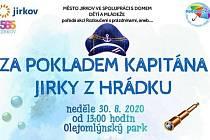 V neděli se budou děti v Jirkově loučit s prázdninami.
