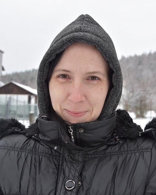 Iveta Kothánková.