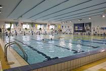 Aquasvět otevírá sportovní bazén ve čtvrtek, relaxační část až v sobotu.