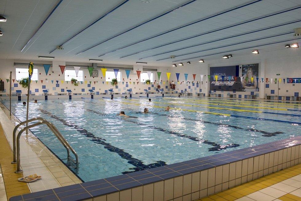 Aquasvět v Chomutově.