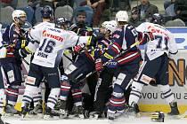 V domácím zápase s Libercem nebyla nouze o vypjaté okamžiky, jak zvládnou Piráti dnešní utkání na ledě soupeře?