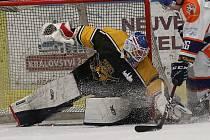 Hokejistům Kadaně poslední sezona příliš nevyšla. V nesestupové první lize skončili poslední.