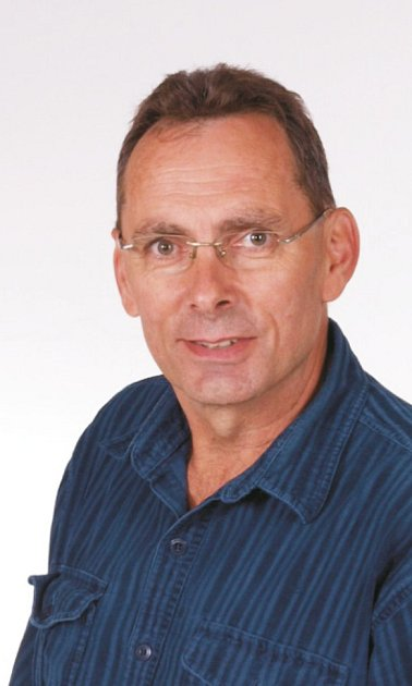 Pavel Burket, lídr strany ČESKÁ SUVERENITA.