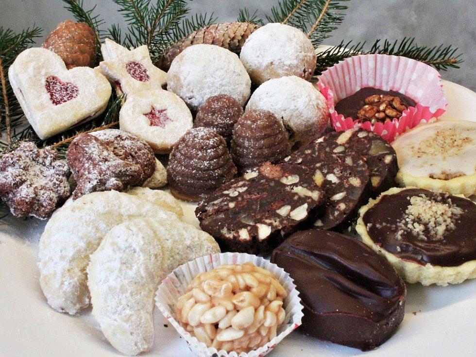 I veganské cukroví může být k nerozeznání od klasického.