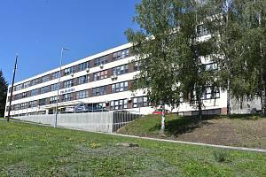 Nemocnice s poliklinikou Kadaň.