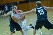 Chomutovští basketbalisté opět vítězní.
