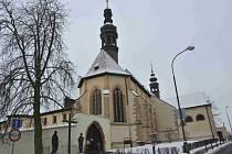 Františkánský klášter, chlouba Kadaně.