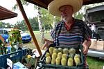 V Droužkovicích na Chomutovsku na koupališti se konaly farmářské trhy.Bohatá tombola zelenina uzeniny a kulturní program přilákal spoustu návštěvníků.