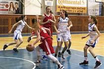 Dvě výhry potvrdily postup Levhartic U14 na republikový šampionát