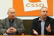 S ODS spolupracovat nebudeme, tvrdili na jednání v Teplicích zástupci ČSSD.