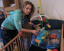 Drahomíra Nikodýmová, matka, která dala svého syna do babyboxu.