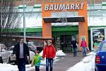 Další market pro kutily v Chomutově končí. Baumarkt byl u lidí docela v oblibě.