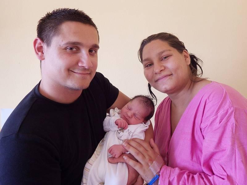 Lukáš Beňák se narodil 12. července 2017 v 5.50 hodin rodičům Nikole Bartošové a Lukáši Beňákovi z Kadaně. Měřil 51 cm a vážil 2,9 kg.