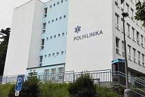 Poliklinika v Jirkově