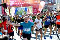 V Chomutově se běžel první půlmaraton 5573c9e36dd