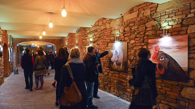 Chomutovský výtvarný salón ve Sklepení osudu