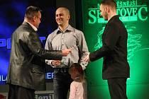 Vyhlášení nejúspěšnějšího sportovce roku 2011 v chomutovském divadle