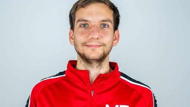 Předseda klubu Florbal Chomutov Martin Bocian