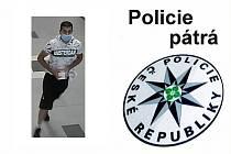 Policisté pátrají po totožnosti muže na fotografii.
