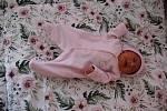 Leontýna Kelichová se narodila mamince Heleně Kelichové a tatínkovi Pavlovi Pavlíkovi z Nezabylic 15.4.2019 ve 14:24 hodin. Měřila 45 cm a vážila 2,48 kg.
