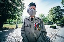 Připomínka 75. výročí konce druhé světové války v Chomutově