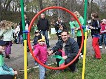 Den Země v chomutovském zooparku. Archivní foto