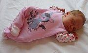 Monika Hubačová se narodila 30. září 2017 ve 20.13 hodin rodičům Šárce Hubačové a Josefu Hubačovi z Kadaně. Vážila 3,57 kg a měřila 49 cm.