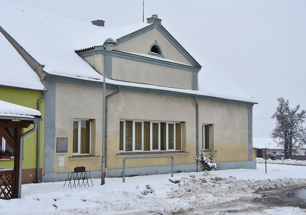 Kulturní dům ve Vrskmani potřebuje zateplit a opravit střechu.