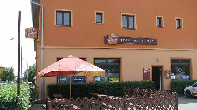 Restaurace Monika.