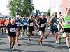 Na trať Jirkovského crossmarathonu letos vyběhlo 85 běžců.
