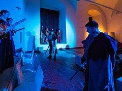 Akce Noc v muzeu aneb Když muzeum spí v Chomutově