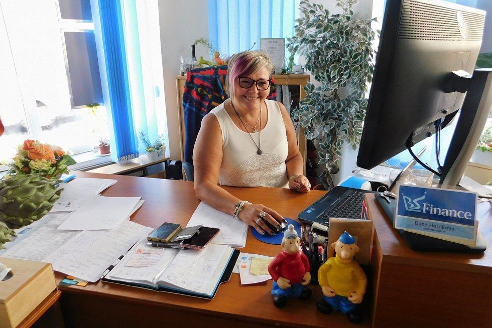Dana Horáková se věnuje finančnímu poradenství