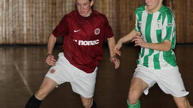 Chomutovští futsalisté již dokázali porazit i Bohemians Praha.