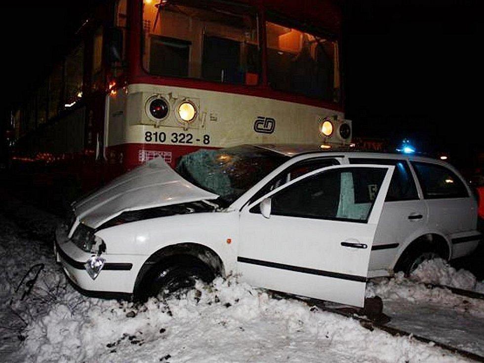 Tragická nehoda z února 2010.