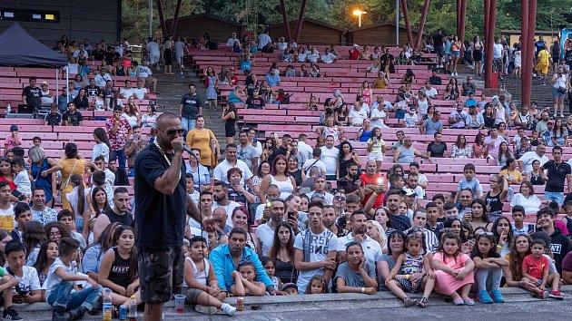 Romský festival v Chomutově